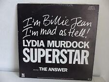 "MAXI 12"" LYDIA MURDOCK Superstar Billie Jean 24 9637 0"