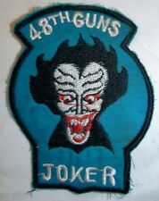 Patch - Variant - 48th Attack Helicopter Company - JOKERS - Vietnam War - 1576