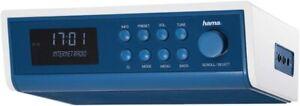 Hama IR320 Internetradio Küchenradio Blau Unterbauradio Spotify Streaming WLAN