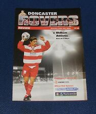 Doncaster Rovers -v- Oldham Athletic  2002-2003