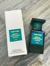 Tom Ford Neroli Portofino Aqcua Eau De Toilette 1.7 Oz 50 Ml Spray Unisex New