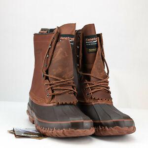 Kenetrek 10in Rancher Pac Boot - Men's Size 11, Medium, Brown, KE-0428-T 11.0MED