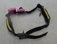 Scuba Dive Belt Dacor Coated Lead Weights 10 lbs Black Yellow Pink