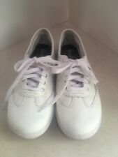 Keds Women's Size 7M Leather Ortholite Craze Sneakers White Shoes WH53121