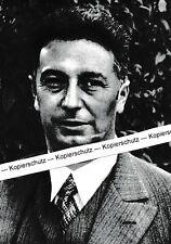 Professor Wilhelm Friedmann - um 1940  -  L 29-3