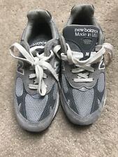 New Balance 993 - Running Training Walking Athletic Sneakers USA Mens Grey 6.5