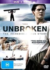 UNBROKEN New Dvd + UV JACK O'CONNELL ***