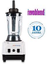 SARO Küchengeräte Revoblend Profimixer RB 500 Standmixer + Gratis Revo2Pad schwa
