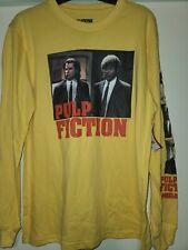 "Pulp Fiction ""John Travolta and Samuel L. Jackson"" T-Shirt Size Small(34/36)NWT"