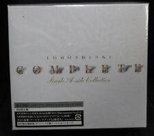 KPOP TVXQ TOHOSHINKI COMPLETE SINGLE A-SIDE COLLECTION Japan Release [Promo]