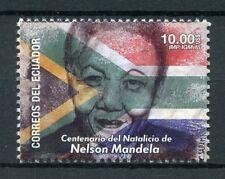 More details for ecuador 2018 mnh nelson mandela birth centenary 1v set famous people stamps