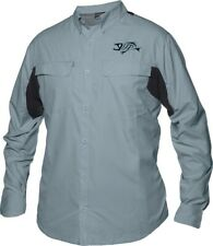 G-Loomis Sentinel Vented Shirt Fishing Long Sleeve 2XL XXL GVENTSXXLGY GRAY New
