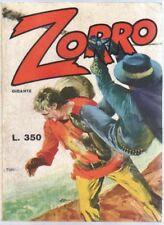 ZORRO GIGANTE ed. Cerretti 1976 n. 4