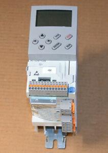 Lenze Frequenzumrichter 8200 Vector E82EV251_2C + E82ZBC