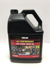 1 Gallon Yamalube 2S 2 Stroke All Purpose Snowmobile Motorcycle Atv Oil