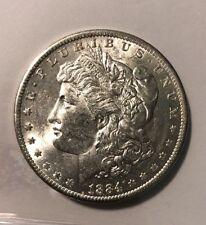 1884 O Morgan Silver Dollar $1 Uncirculated