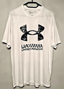 Under Armour T-Shirt Herren Loose Gr. LG