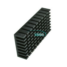 2Pcs Heatsink 50x25x10mm Top Quality Heat Sink for PCB Device LM2596 2577 2587