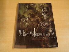 DE HEER VASTENAVOND VAN AS N° 3 - HET LAND DER TRANEN / 1° DRUK