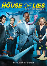 House of Lies: Season 1 DVD, Dawn Olivieri, Josh Lawson, Ben Schwartz, Kristen B