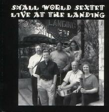 SMALL WORLD SEXTET Live at the Landing CD RARE OOP PRIVATE TX JAZZ