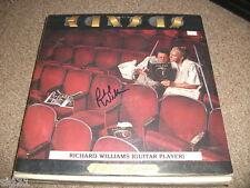 Rich Richard Williams Kansas Signed Autographed LP PSA