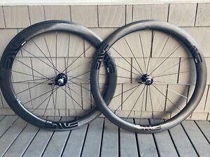 ENVE SES 4.5 Carbon Clincher Wheelset - Chris King R45 Hubs - 11s - Rim Brake