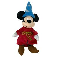 Fantasia Mickey Mouse Plush Stuffed Animal Disney Movie Collectible Large 18""