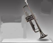 Nickel-Plated Professional Trombones