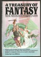 CARY WILKINS A Treasury of Fantasy. DUNSANY, WILLIAM MORRIS, LE GUIN, LOVECRAFT
