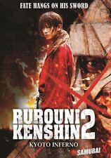 Rurouni Kenshin 2: Kyoto Inferno (2014) -Hong Kong RARE Kung Fu Martial Arts Act
