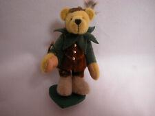 "World Of Miniature Bears Dollhouse Miniature 2.75""  Bear #859 CLOSING"