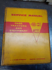 CASE 580 CONSTRUCTION KING FORK LIFT SERVICE MANUAL Burl. Form 9-72581