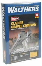 Walthers 933-3062 Glacier Gravel Company Plastic Kit HO Scale