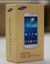 Nuevo Samsung Galaxy S4 Mini 8GB Desbloqueado LTE 4G NFC Smartphone-Edición Blanca