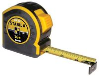 Stabila 30416 Type BM40 5m/16' Tape Measure