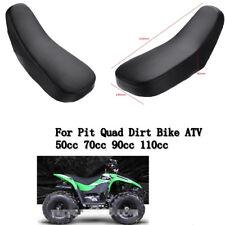 Noir de siège en Mousse 50cc 70cc 90cc 110cc Racing Style Quad Dirt Bike ATV 4 wheeler