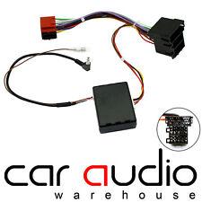 Seat Cordoba Upto 2005 Car Radio Steering Wheel Interface & FREE PATCH LEAD