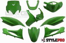 Verkleidung Verkleidungsset Verkleidungsteile Grün für MBK Mach G Yamaha Jog R