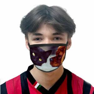 Personalised Washable Protection Photo Face Mask-Customised with Photo or Design