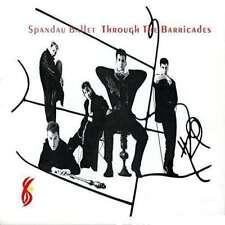 Spandau Ballet - Through The Barricades (remastered) NEW CD