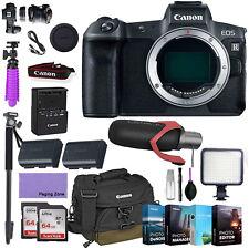 Canon EOS R Mirrorless Digital Camera +  24-105mm f/4L is USM Lens + Accessories