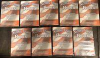 National Finals Rodeo Highlights 1974 thru 1990 – 9 DVD set