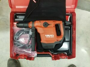 Hilti TE 50-AVR 120 Volt SDS Max Corded Rotary Hammer Drill Kit - New in Case