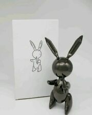 Jeff Koons (After) - Black Rabbit  (Limited Edition of 500) - Edition Studio