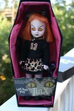 Living Dead Doll - Jinx and her Hellcat ~open box, never removed.