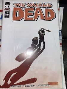 The Walking Dead Issue 103 NM/9.2.—20/1992-2012, Comics Are Always In Bags