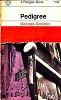 Georges Simenon - Pedigree Maigret Autobiography Liege Belgium