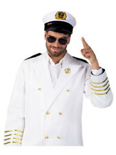 Partybrille Police Officer Pilot Kapitän Karneval