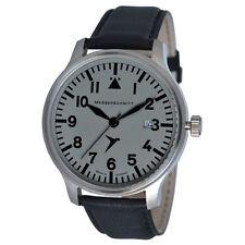 ARISTO Armbanduhren aus Edelstahl mit Datumsanzeige und mattem Finish